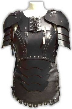 It's actually useful leather armor for women!