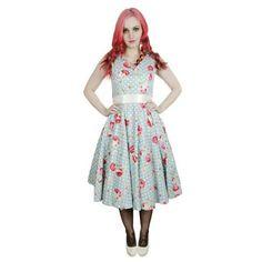 Miss Elinor - Estelle Dottie rose dress