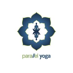 Parallel Yoga - Logo. Love this one!