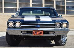 1969 Chevrolet Chevelle Malibu | Classic Recollections