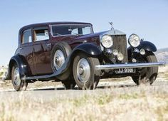 World Of Classic Cars: Rolls-Royce Phantom II Continental Sport Touring S...