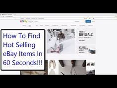 What Sells On eBay | How To Find Items To Sell On eBay | DS Domination T...