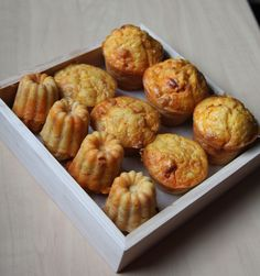 Muffins moelleux au potiron et chorizo | Bocook Chorizo, Breakfast, Food, Kitchens, Morning Coffee, Meals, Morning Breakfast