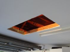 Garage Organisation and Creating More Storage – Using Roof Space - Dachboden ideen