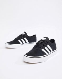 45b60d0d3fc78a adidas Skateboarding Adi-Ease Sneakers In Black