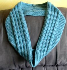 Free Pattern: Sugared Ribs – An Infinity Scarf   Hookers Don't Bite