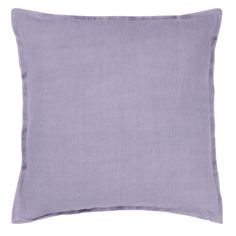 Brera Lino Heather Cushion | Designers Guild