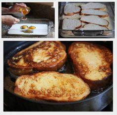 MyFridgeFood - Perfect French Toast