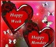 Happy Week, Happy Monday