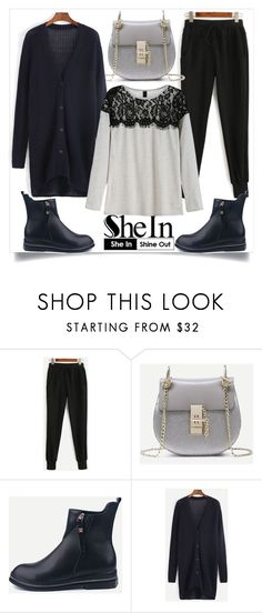 """""""Shein no.4"""" by almamehmedovic-79 ❤ liked on Polyvore featuring WithChic"""