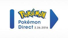 Pokemon Direct set for February 26 #PokemonDirect...: Pokemon Direct set for February 26 #PokemonDirect… #PokemonDirect #PokemonSunandMoon