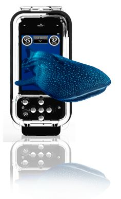 Amphibian Labs | Video #scuba iGills diving computer for iPhone
