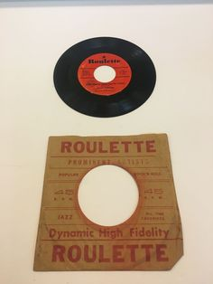Jimmie Rodgers Vintage Record - 45 RPM - Honeycomb - 1951
