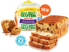 Unlike most gluten-free baked goods, All But Gluten™ can be found in the fresh bakery section, not the frozen section of major Canadian retailers. Consumers following a gluten-free diet really miss delicious baked products and now they can stroll down the aisles that were previously off limits. The All But Gluten ™ brand invites consumers to 'Rekindle your love of baked goods.'