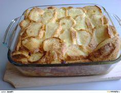 Apple Pie, Potato Salad, Cauliflower, Macaroni And Cheese, Menu, Vegetables, Cooking, Ethnic Recipes, Bakken