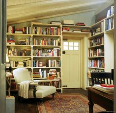 English-Cottage/Library-Office - http://stephsscribe.com/
