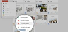 #Google now lets you create and share custom #maps from #Drive http://tnw.me/wNbLOcc