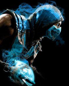 Sub-Zero - Mortal Kombat X