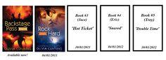 Olivia Cunning Sinner series
