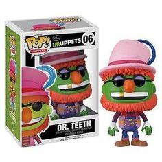 Toy Art Pop! - Muppets | Dr. Teeth