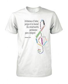 Aprobado por Jesus - Alabanza Adoracion Musica Camiseta Cristiana, $18.00 (http://www.aprojes.com/alabanza-adoracion-musica-camiseta-cristiana/)