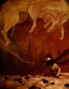 theartofanimation:  Angelica Alzona