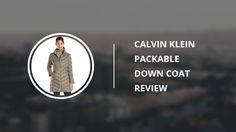 Calvin Klein Packable Down Coat for Women - Review