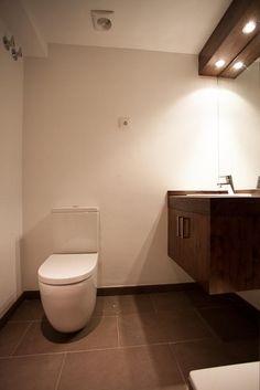 Baño de la segunda planta del edificio en la calle #Gosol de #Barcelona   #bathroom #flat #design #classic #style
