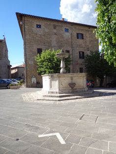 Bettona, Italy - Piazza