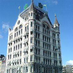 Whitehouse Rotterdam, the Netherlands Rotterdam Skyline, Holland Europe, 7 Continents, Places Of Interest, Amazing Architecture, Belgium, Dutch, Scenery, Vacation
