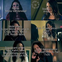 About Mona