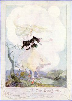 The Red Shoes - Anne Anderson - Anne Anderson (illustrator) - Wikipedia, the free encyclopedia