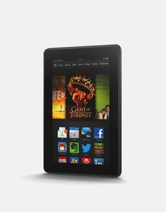 The Kindle Fire HDX includes something Amazon's calling the Mayday button, which gives use...