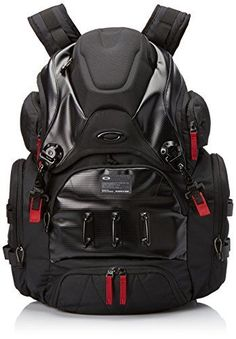 Oakley Men's Big Kitchen Backpack, Black, X-Large Oakley www.amazon.com/...