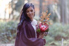 Eine Boho Waldhochzeit | Friedatheres.com  boho bride  Fotos: Lisa Wagner Fotografie und Mirjam Wilde Photography Blumen: Die Hochzeitsfloristen Kleid: ChiChi London