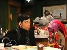 """Prince appears on the first episode of Muppets Tonight's Season, originally aired September 13, 1997.   From Time.com: After putting on a country accent and running away from an alligator dressed by a dog, [Prince] shows off his musical chops in a skit where he proves he can get ideas for songs """"anywhere"""" — in this case, by coming up with a catchy tune about breakfast food called """"Starfish and Coffee."""""""