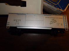 AHM Peoria Gateway M &STL Box Car #5298F #AHM