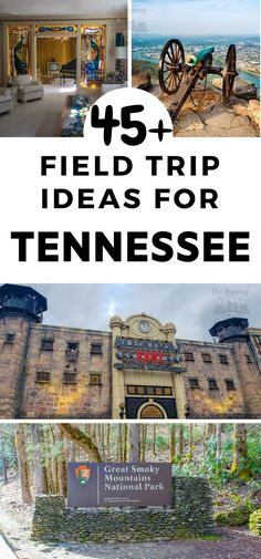 I love to keep my kids learning when on vacation and with Tennessee being one of our favorite states to visit we have a lot of great Tennessee Field Trip locations on our list. This is our extensive list and then a few more! #ourroaminghearts #tennessee #roadshooling #homeschoolunit #fieldtripideas