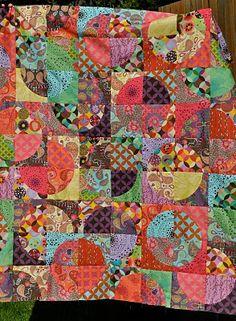 diy: bohemian quilt