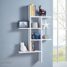 Shelves Beautiful Decorative Wall Shelves Material: Wooden Size: (H X W) - 25 in X 5 in  Description: It Has 1 Pack Of Wall Shelves Country of Origin: India Sizes Available: Free Size   Catalog Rating: ★4 (1559)  Catalog Name: Elite Beautiful Decorative Wall Shelves Vol 3 CatalogID_900774 C127-SC1622 Code: 865-5954271-