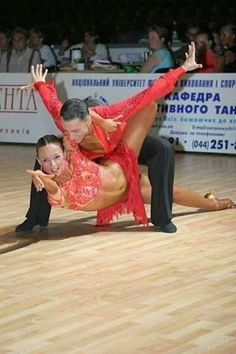 Rumba drop ♥ www.thewonderfulworldofdance.com #ballet #dance