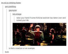 (raises hand)