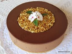 Mousse de Chocolate (Thermomix)