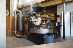 Coffee Roaster - #coffee #roaster #pražírna #kávy