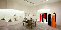 Versace Opens Asia Flagship Store in Hong Kong Hong Kong, Retail Fixtures, Luxury Store, Retail Space, Retail Design, Home Collections, Boutique, Interior Design