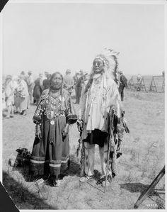 Old Photos - Flathead (aka Salish) | www.American-Tribes.com