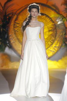 Inmaculada Garcia 2015 - BCN Bridal Week