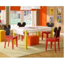 YES.  Should be easy enough to make Mickey head out of wood, paint and attach to any old chair!