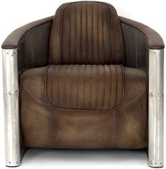 Art Deco Aviator Tom Cat Chair. @Deidré Wallace