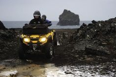 ATV trip in Iceland :)